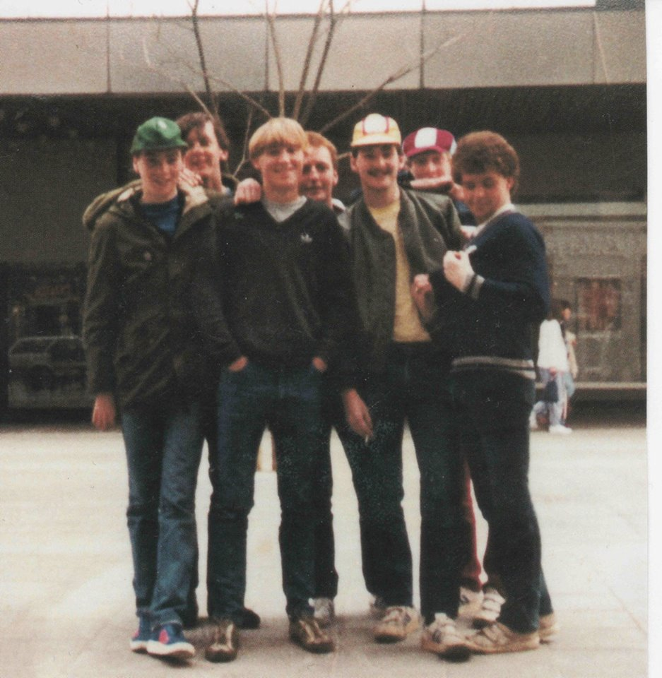 80s Casuals