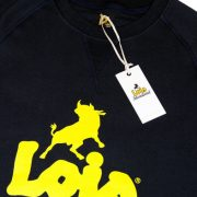 Wholesale Lisboa LOIS Retro 80s Casuals Bull Logo Sweatshirt Cheap Online Outlet 3129_2