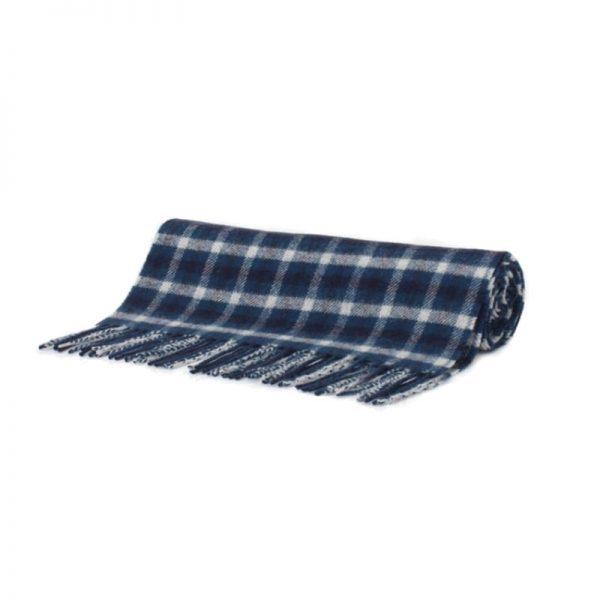 AquascutumBlueScarf